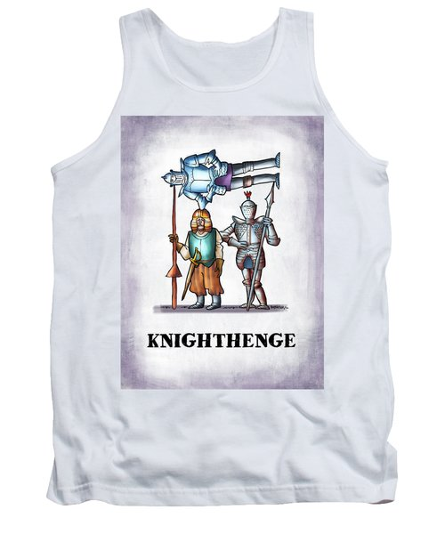 Knighthenge Tank Top