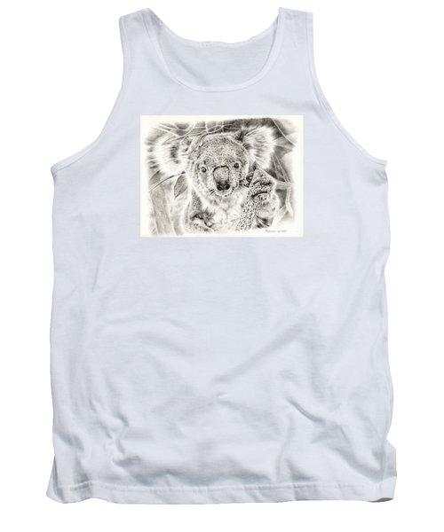 Koala Garage Girl Tank Top by Remrov