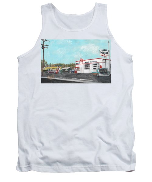 Koki's Garage Tank Top