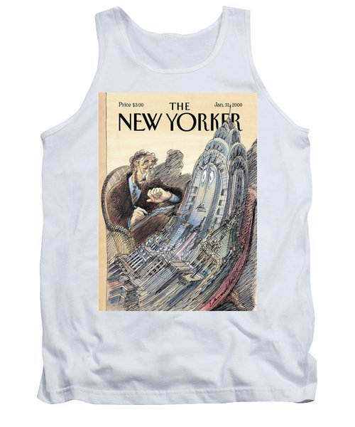 Kvetch City Tank Top