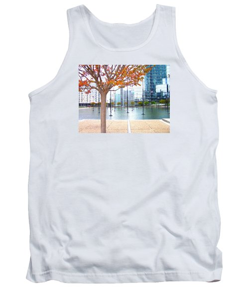 La Defense Tank Top