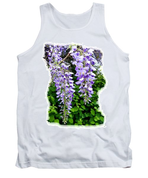 Lake Country Wisteria Tank Top