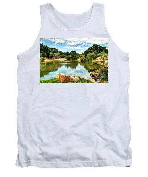 Lake Lucky Tank Top