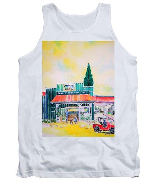 Lanai City Tank Top