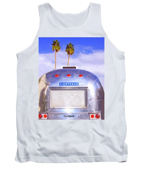 Land Yacht Palm Springs Tank Top