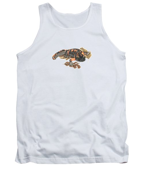 Large Blotched Salamander2 Tank Top