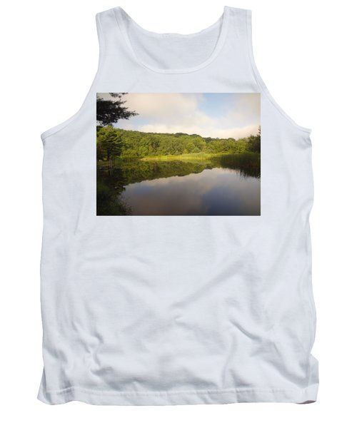 Tank Top featuring the photograph Lazy Afternoon by Michael Porchik