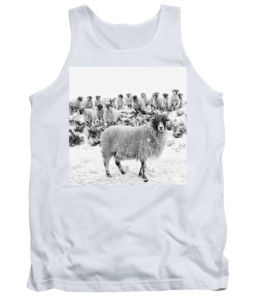 Leader Of The Flock Tank Top