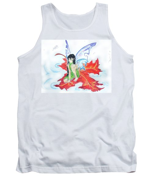 Leaf Fairy Tank Top