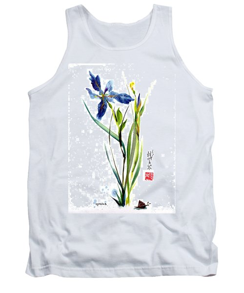 Leaving Zen Tank Top