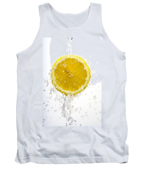 Lemon Splash Tank Top