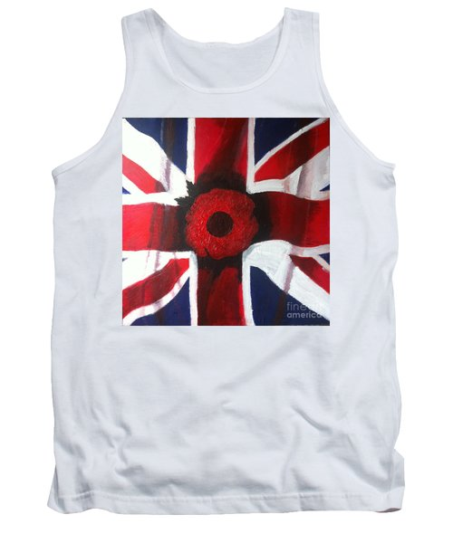 Lest We Forget Tank Top