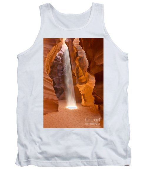 Let The Light Shine Tank Top