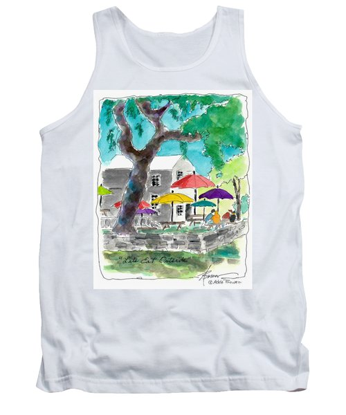Let's Eat Outside Tank Top