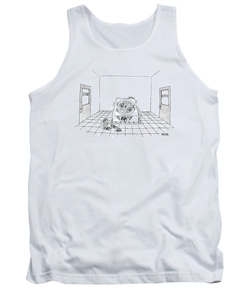 'life Cycle' Tank Top