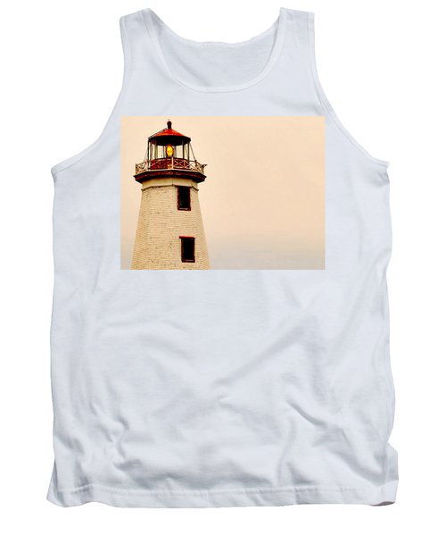 Lighthouse Beam Tank Top