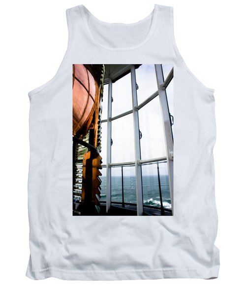 Lighthouse Lens Tank Top