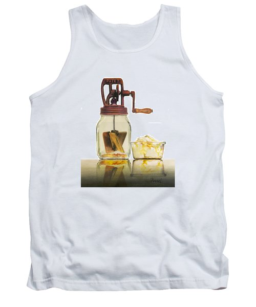Like Buttah Tank Top by Ferrel Cordle