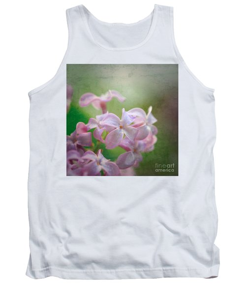 Lilac Dreaming  Tank Top by Kerri Farley