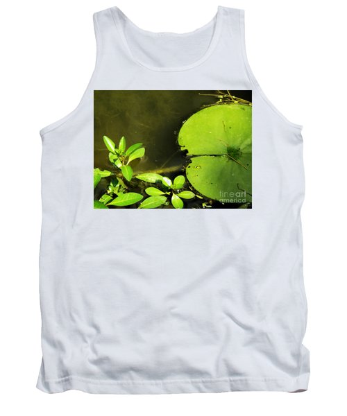 Lily Pad Tank Top