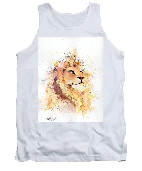 Lion 3 Tank Top