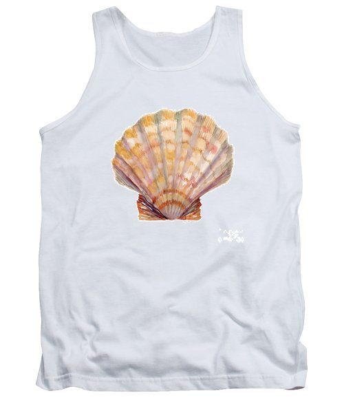 Lion's Paw Shell Tank Top
