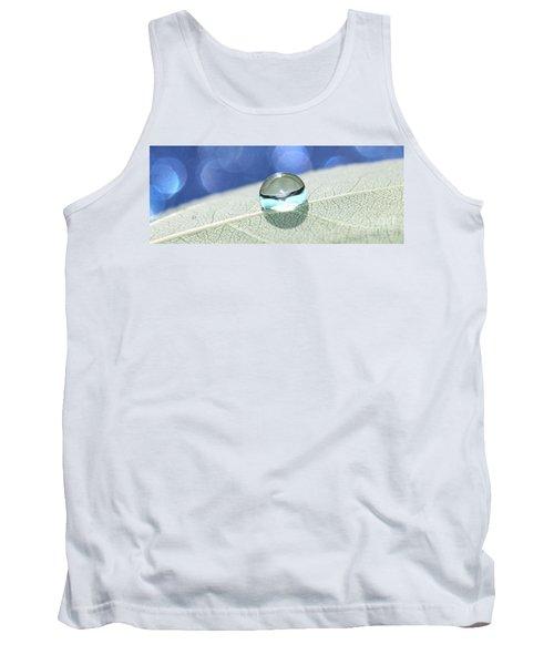 Liquid Drop Tank Top