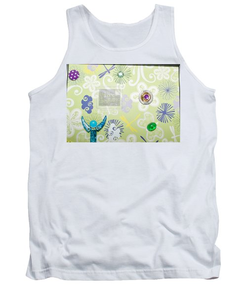 Live Joyfully Tank Top
