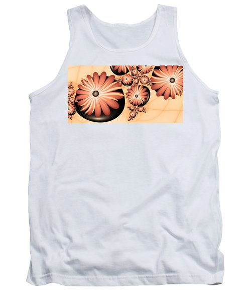 Living Stones Tank Top by Gabiw Art