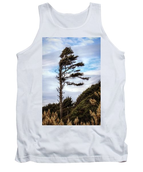 Lone Tree Tank Top by Melanie Lankford Photography