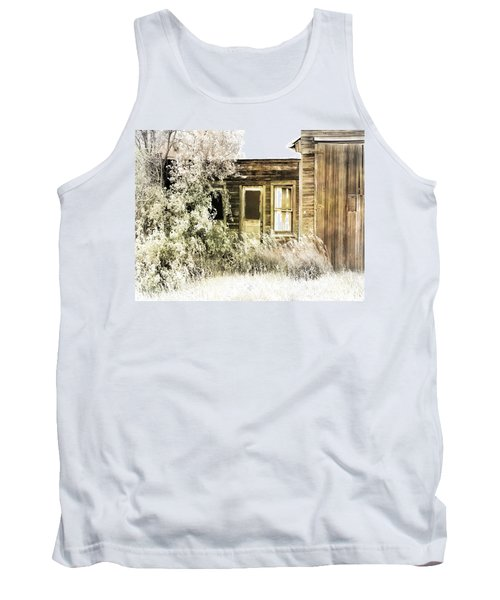 Washed Out Tank Top