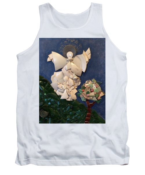Look Unto The Hills Tank Top