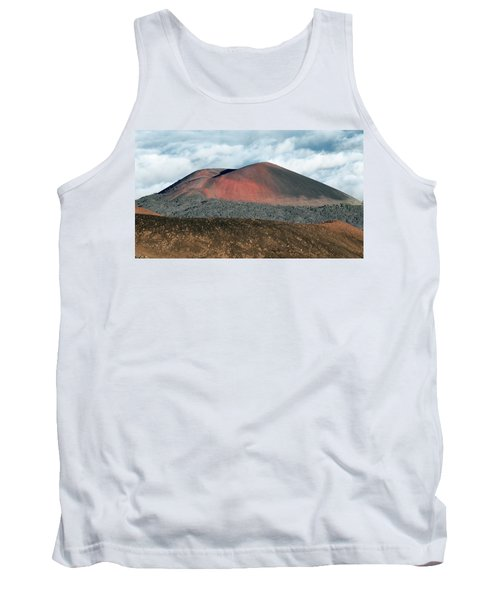 Tank Top featuring the photograph Looking Down by Jim Thompson
