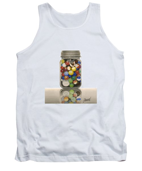 Lost And Found Tank Top