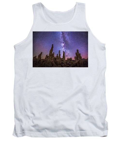 Lost Planet Tank Top