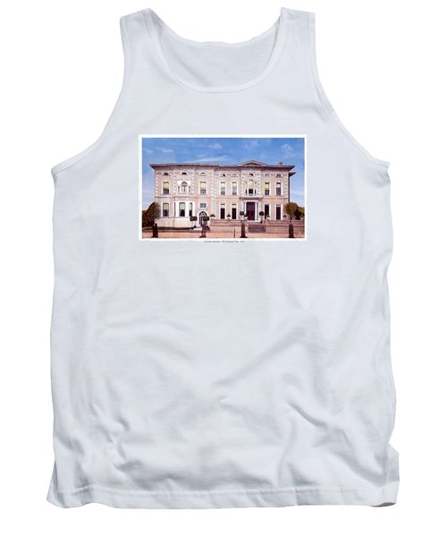 Louisville Kentucky - The Pendennis Club - 1919 Tank Top