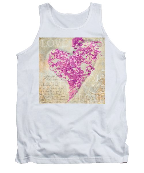 Love Is A Gift Tank Top