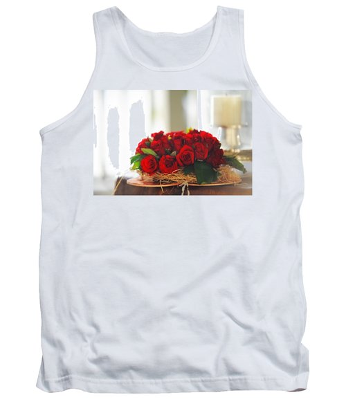 Love Message Tank Top