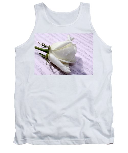 Love Song Tank Top