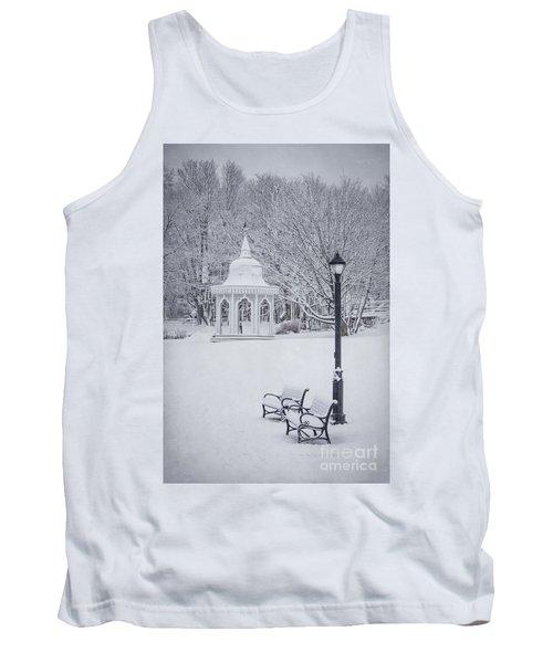 Love Through The Winter Tank Top