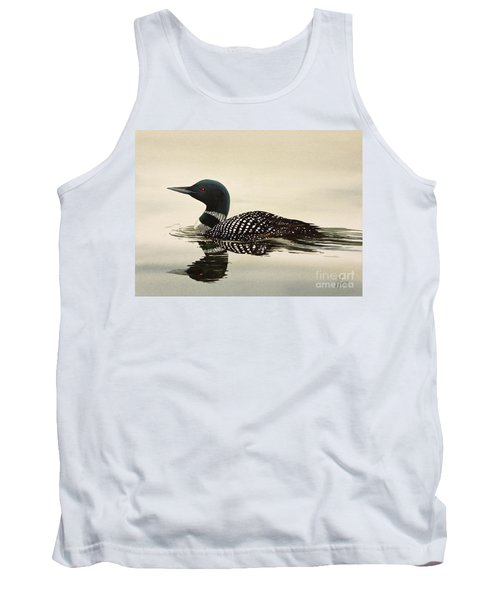 Loveliest Of Nature Tank Top by James Williamson