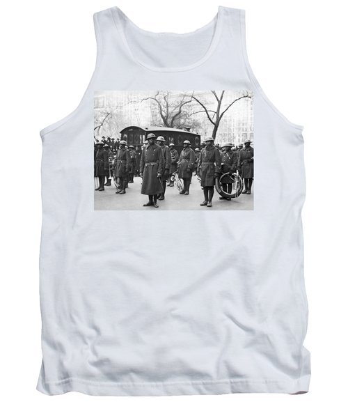 Lt. James Reese Europe's Band Tank Top by Underwood Archives
