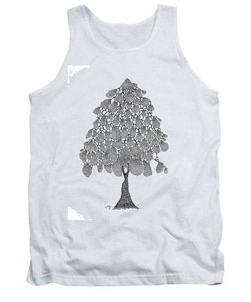 Lungs Tank Top