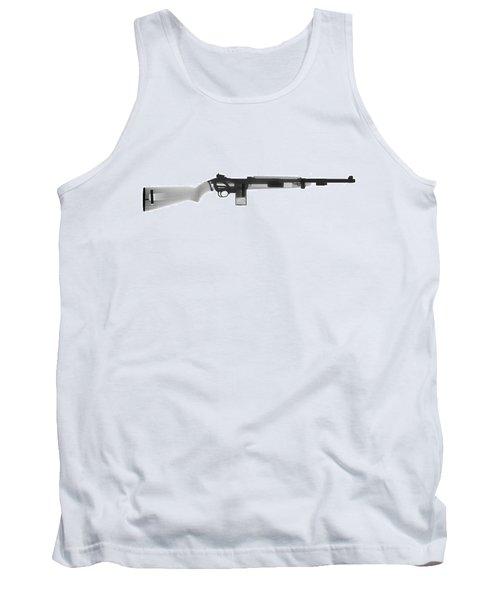 M1 Carbine X-ray Photograph Tank Top