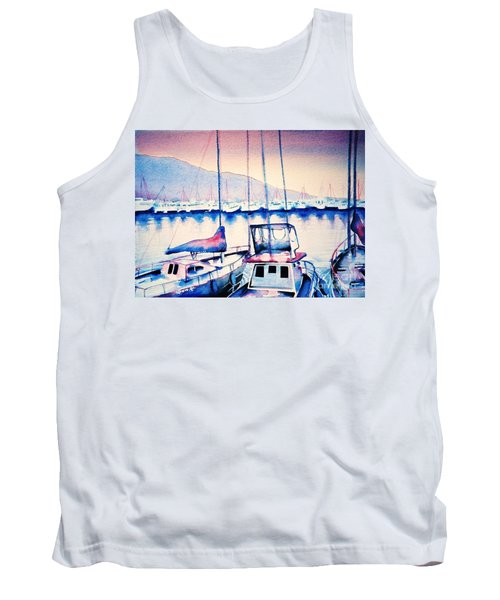 Maalaea Harbor Tank Top