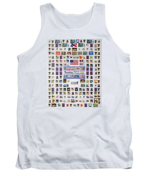 Magnificent Collections Tank Top by Lorna Maza
