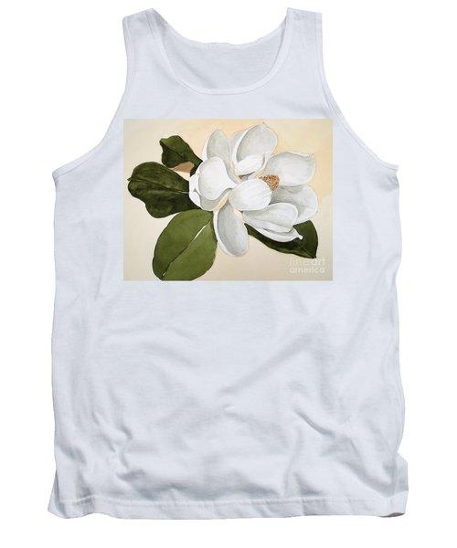 Magnolia Bloom Tank Top