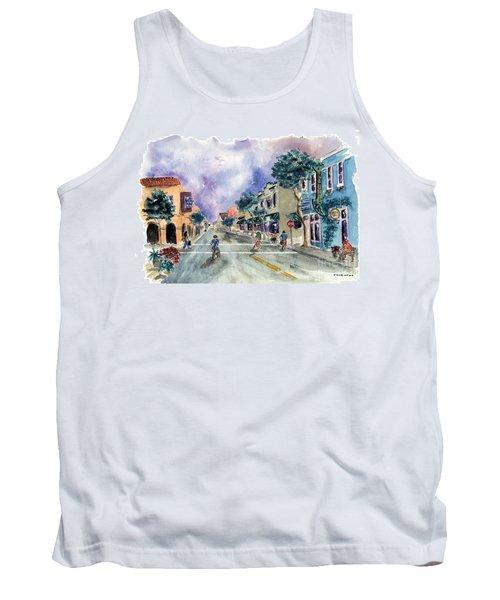 Main Street Half Moon Bay Tank Top