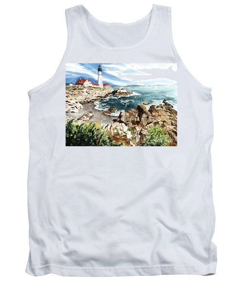 Maine Attraction Tank Top