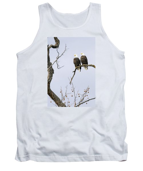 Majestic Beauty 1 Tank Top by David Lester
